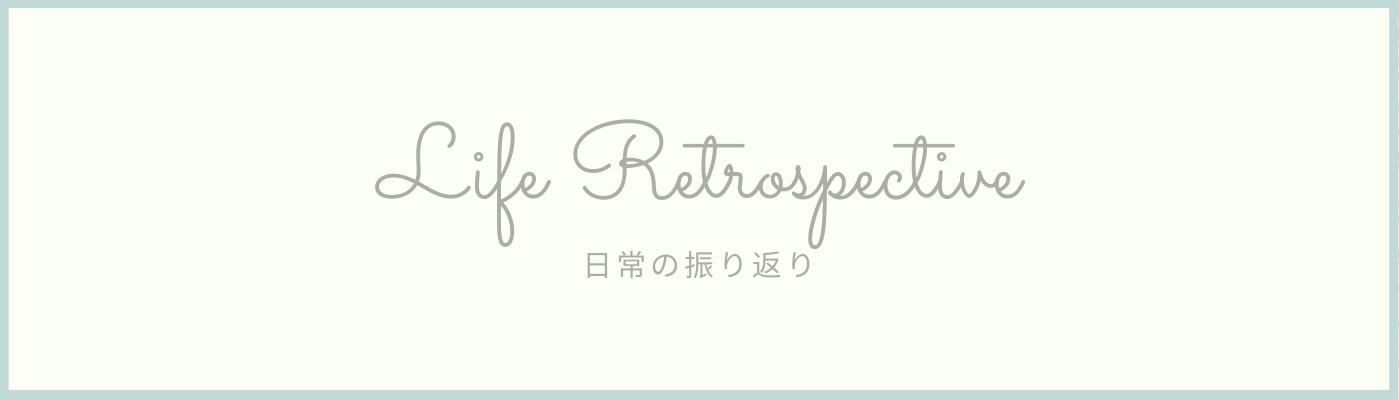 Life Retrospective